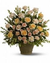 Rose Remembrance  Flower Arrangement