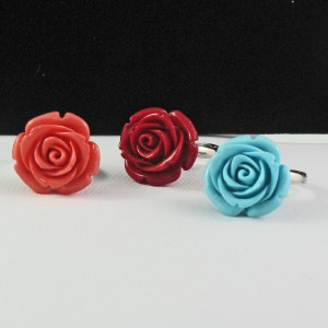 Rose Rings Small Jewellery in Brentwood Bay, BC | PETALS N BUDS BRENTWOOD BAY FLORIST