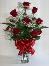 Rose Special Dozen Rose Arrangement