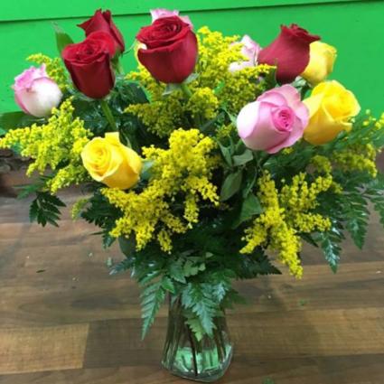 Rose Special Roses Arrangement