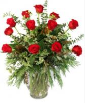 Rose Splendid Vase
