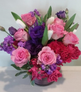 Rose Trellises Flower arrangement