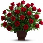 Rose Tribute Sympathy Bouquet