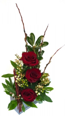 Rose Trilogy Arrangement