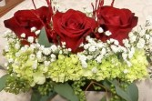 Rose Trio Anniversary