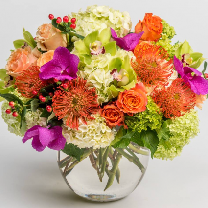 The Ultimate Gift Weekly Flowers  Subscription