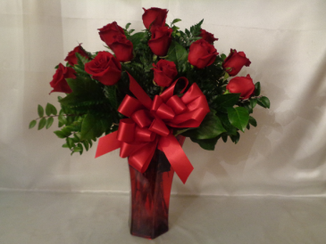 Roses Say I Love You Rose Arrangement