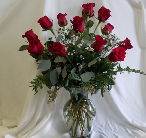 Roses Always Red Roses  in Warren, PA | VIRG-ANN FLOWER SHOP INC.