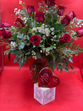Roses and Chocolates Valentines Special