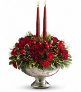 Roses and Holly