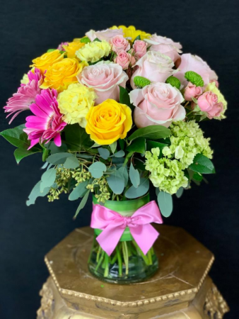 Roses and more Gathering Bouquet