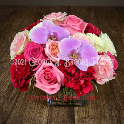 ROSE AND ORCHID MODERNE