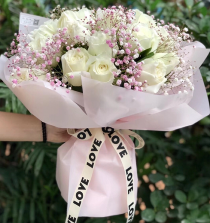 Roses bouquet  Available sub for other color