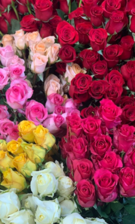 Roses Cash & Carry