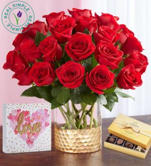 Roses & Chocolates KFB Special in Kirtland, OH | Kirtland Flower Barn