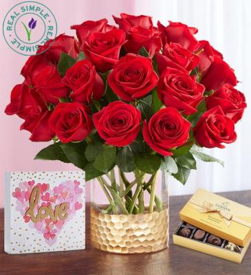 Roses & Chocolates KFB Special