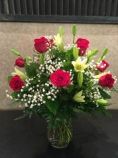 Roses Devine Vase