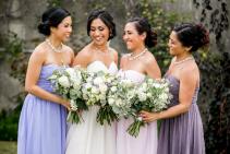 Roses & Eucalyptus Bridal