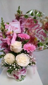 Roses for Mom Local Delivery Only