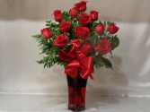 Roses For My Love Arrangement