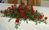 RED DELIGHT  Head Table (Choice of Colors)