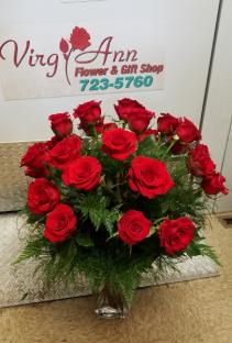 Roses Impressive! 2 Dozen