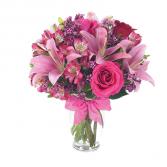 Roses & Lilies Bouquet
