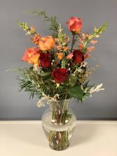 Roses Love Local! Vase Arrangement