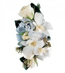 Roses & Orchids Corsage