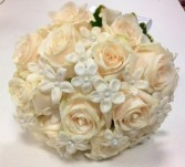 Roses & Stephanotis Bouquet