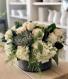 Roses & Succulent Arrangement