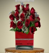 Roses To Impress Floral Arrangement