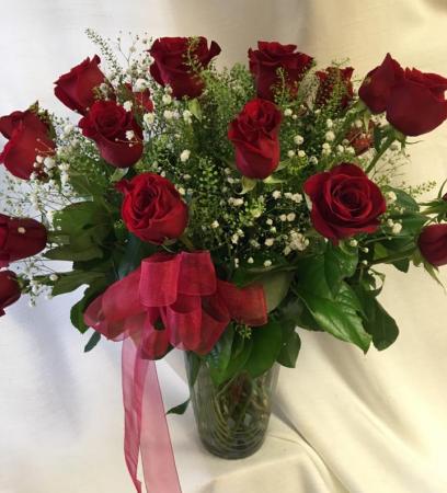 18 roses Valentines Special 2019