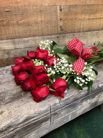 Roses Wrapped