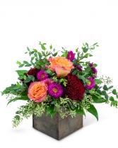 Rosewood Flower Arrangement
