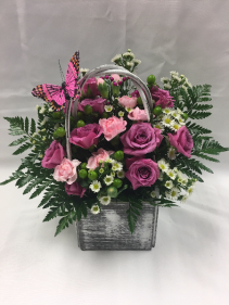 Rosey Posey Arrangement