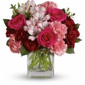 ROSEY POSEY Vase Arrangement