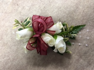 Rosey Posey Wrist Corsage