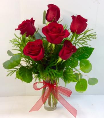 V15 Rosey Romance