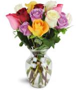Rosie Garden - 953 Vase arrangement