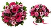 Rosie Pink Bouquet Hand Tied Bouquet