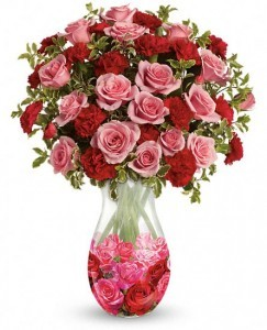 Rosy Posy Great for a Special Day