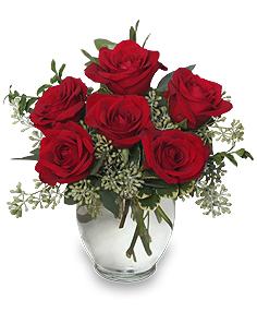 Rosy Romance Bouquet