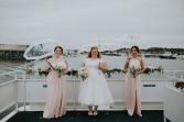 Round Bridal Bouquet