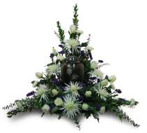 Round Urn Arrangement (urn not included)