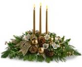 Royal Christmas Centrepiece