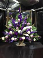 Royal Family Sympathy Floral Arrangement