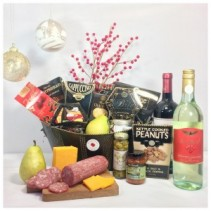 Royal Gala Gift Basket