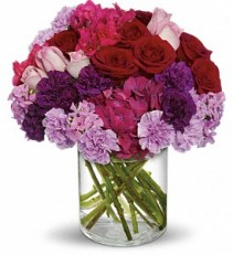 ROYAL HOLIDAY Vase Arrangement
