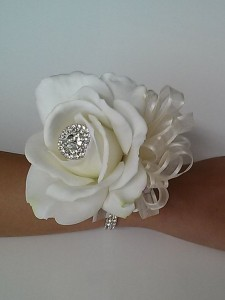Royal Jewel Wrist Corsage in Conyers, GA | GLORIA'S FLORIST LLC